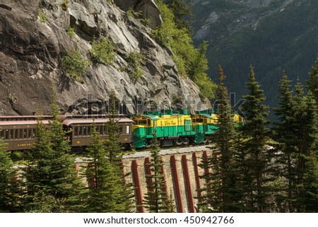skagway  alaska  usa   july 5 ...