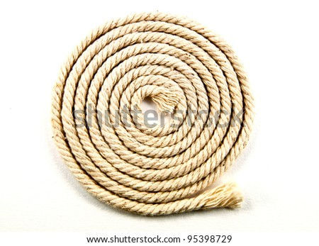 Skein of rope