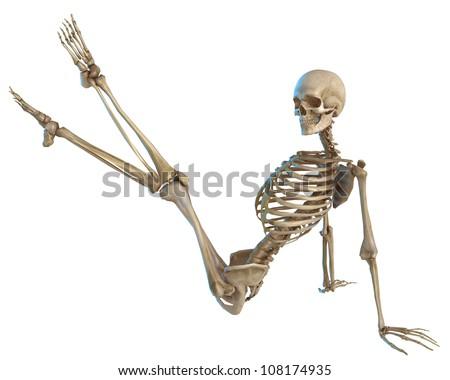 Skeleton Pin UPS