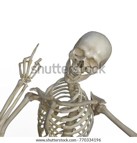 Skeleton fuck 9