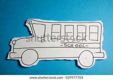 Little School Bus Little School Bus Draw on