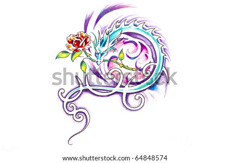 New tattoo: If you are searching many flower tattoo designs it is ...