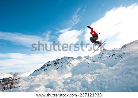 Ski jump #237121933
