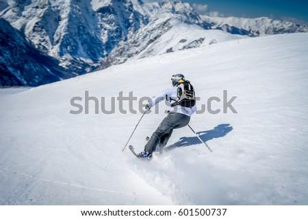 Ski paradise #601500737