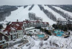Ski Resort in Canada