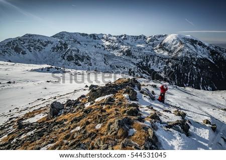 Ski Touring, Central Romania