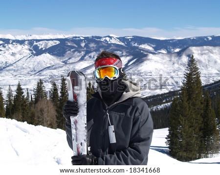Skiing in Colorado