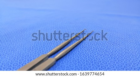Skin Hook. The skin hook is a simple and practical instrument for use in dermatological surgery.