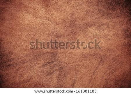 Skin texture.