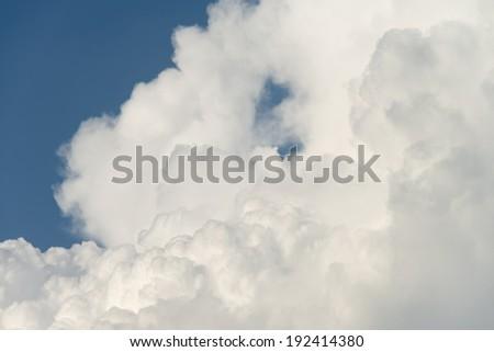 sky - Shutterstock ID 192414380