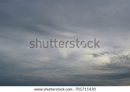 sky and sun with clouds ez canvas
