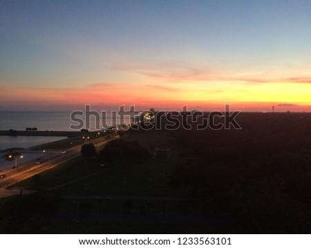 Sky At Dusk #1233563101