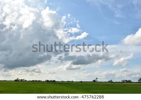 Sky at thailand #475762288