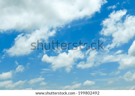 Sky background. #199802492