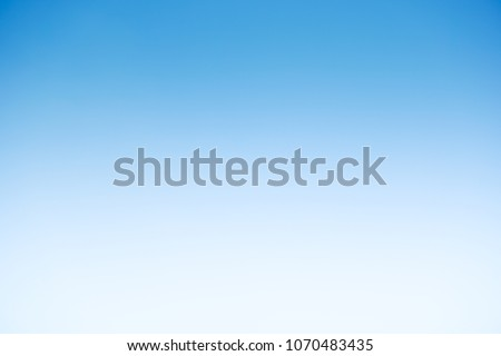 sky background with blue white cloud light bright clear gradient