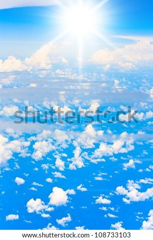 Sky Beauty Coming Storm