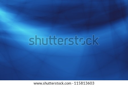 Sky blue abstract storm background - stock photo