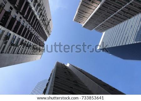 Sky building #733853641
