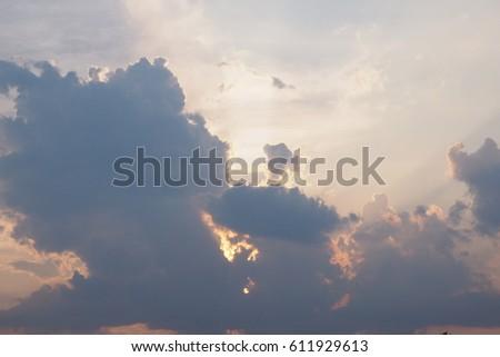 sky cloud  #611929613