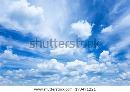 Photo of  Sky clouds