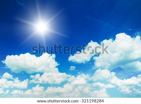 Sky clouds #321198284