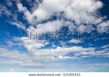 Sky clouds #321405413