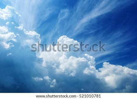 Sky clouds #521010781