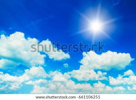 Sky clouds #661106251