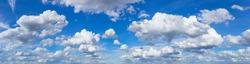sky clouds ,panorama