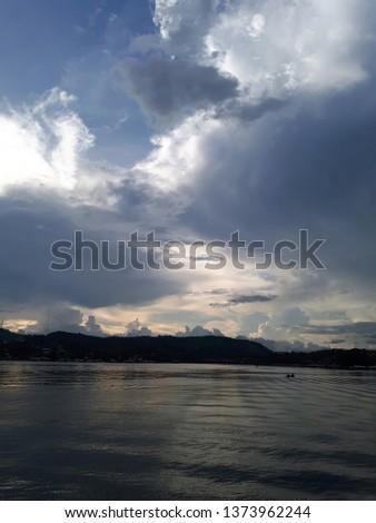 Sky in Kanchanaburi #1373962244
