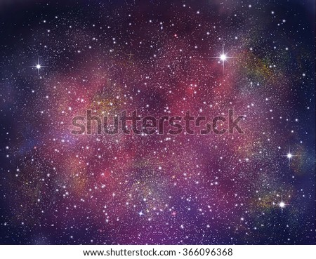 Sky night background