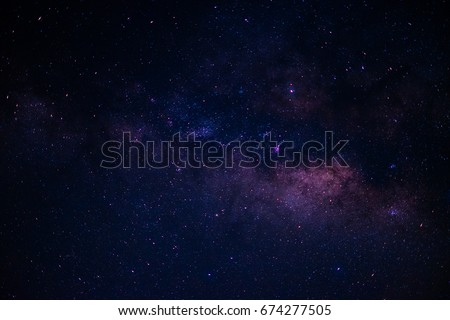 Photo of  sky night star blue