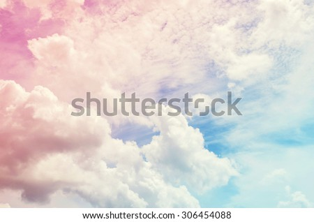 sky pink and blue colors.sky abstract background #306454088
