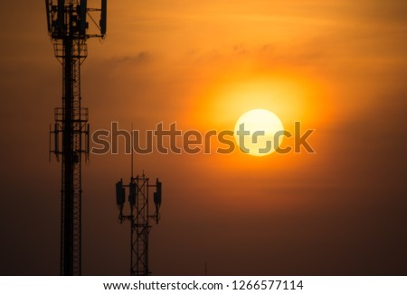Sky signaling system #1266577114