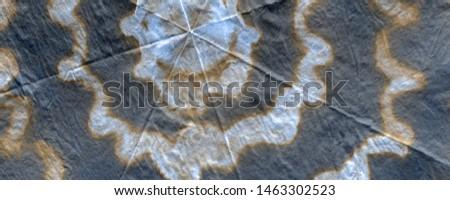 Sky Tie Dye Grunge. Aquarelle Paint. Dirty Art Style. Blue Aquarelle Texture. Indigo Modern Dyed. Blue Brushed Material. Brushed Material. Black Graphic Dyed.