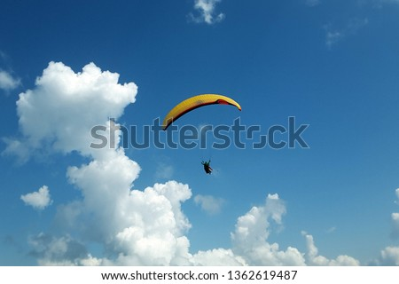 Skydiving, entertainment, recreation, sports #1362619487