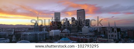 Skyline, Denver, Colorado