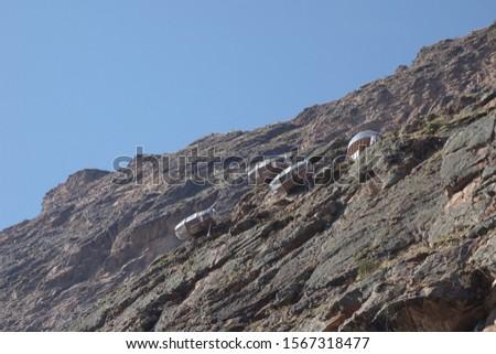 Skylodge adventure suites in Ollantaytambo,Peru shot on August 1th. #1567318477