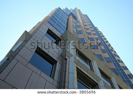 Skyscraper in Downtown San Francisco