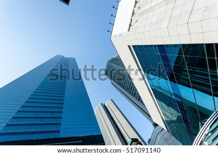 Skyscrapers #517091140