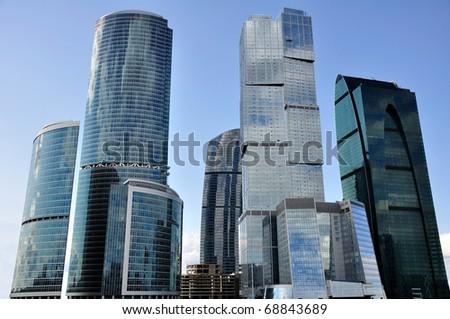 Skyscrapers. #68843689