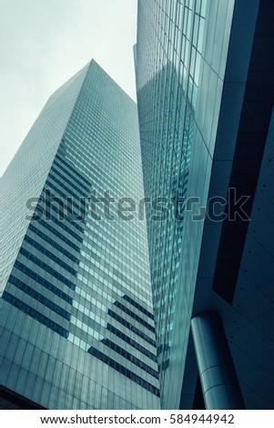 skyscrapers of NY