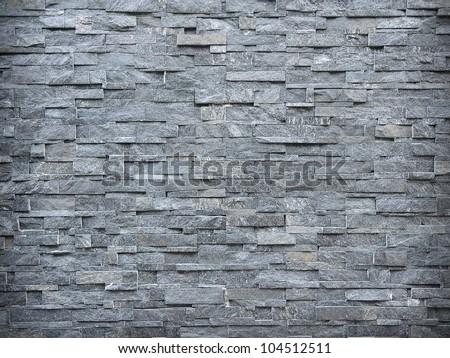 Slate Wall Background