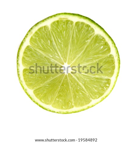 slice of lime #19584892