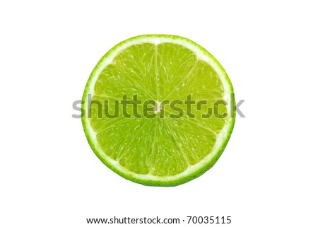Slice Of Lime #70035115