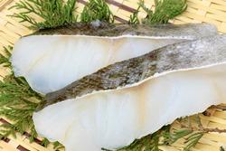 slice of the cod