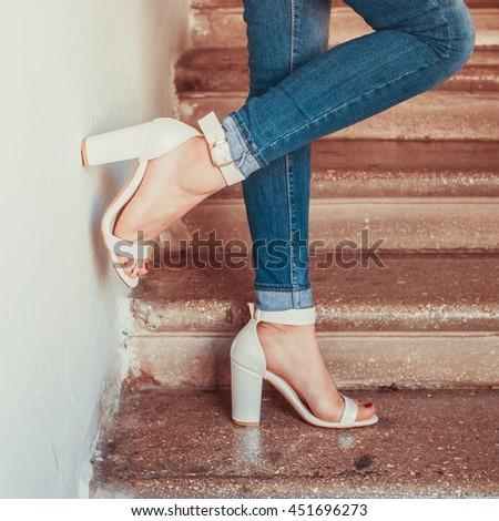 skinny feet images