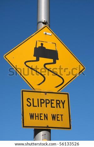 +slippery+when+wet+sign
