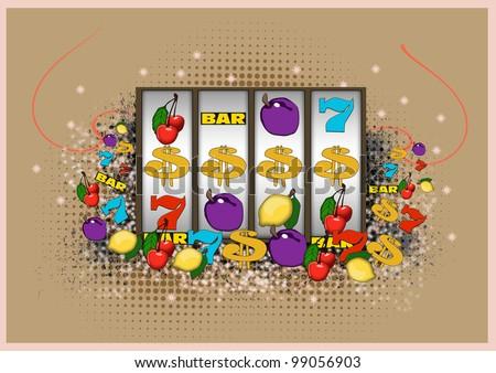 slot machine background music