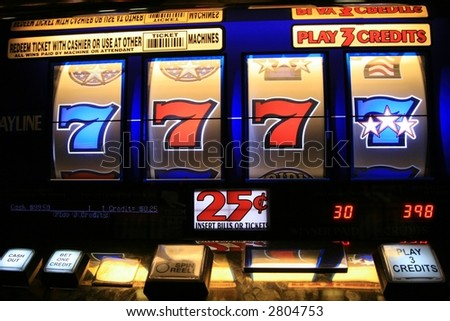 slot machines can cause addiction